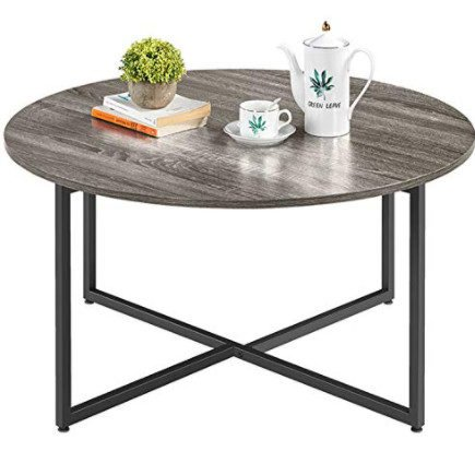 35.5 in Vintage Style Cocktail Table Now .99