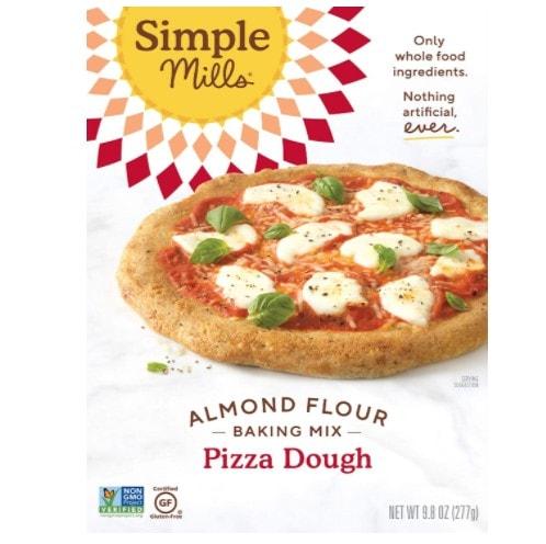 Simple Mills Almond Flour, Cauliflower Pizza Dough Mix Now .35
