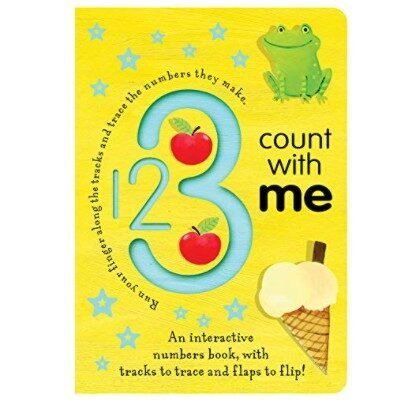 123 Count with Me (Trace-And-Flip Fun!) Now $3.99 (Was $7.95)