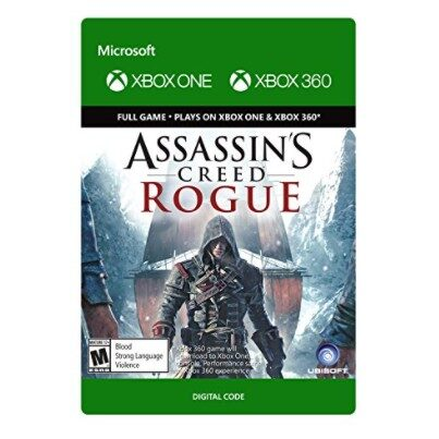 Assassin's Creed Rogue - Xbox 360 / Xbox One [Digital Code] Now $9.90 (Was $29.99)