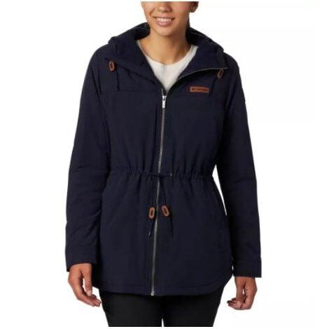 Columbia Womens Chatfield Hill Jacket .99 (Was 0)