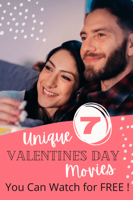 7 Unique Movie Ideas for Valentine's Day You Can Watch for FREE