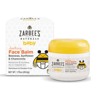 Zarbee's Naturals Baby Soothing Face Balm Now .48  (Was .99)