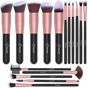BESTOPE Makeup Brushes 16 PCs Now .10 (Was .99)