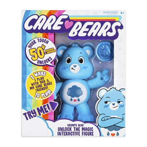 Care Bears Grumpy Bear Interactive Collectible Figure Now .89 (Was .99)