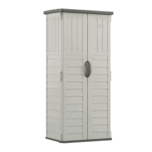 Suncast 22 cu. ft. Vertical Resin Storage Shed Now 9 (Was 9.99)