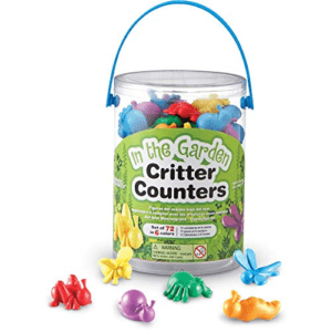 Learning Resources in The Garden Critter Now .54 (Was .99)