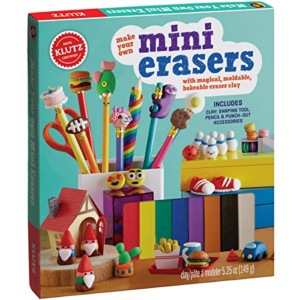 KLUTZ Make Your Own Mini Erasers Toy Now .33 (Was .99)