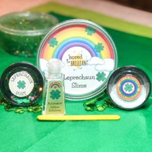 Leprechaun Rainbow Slime Kit Now .99 Was .99