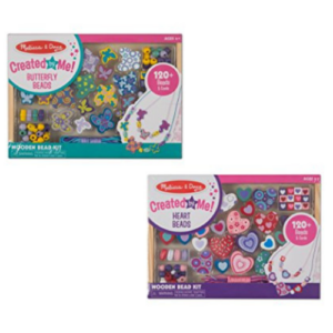 Melissa & Doug Bead Set Bundle, 2-Pack Now .99 (Was .99)