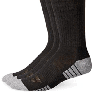 Under Armour Adult Crew Socks, 3-Pairs Now .99 (Was .99)