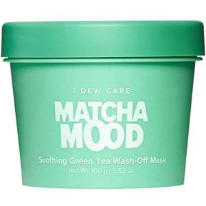I DEW CARE Soothing Green Tea Wash-Off Face Mask Now .00  (Was .00)