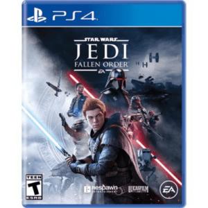 Star Wars Jedi: Fallen Order, Electronic Arts, PlayStation 4 Now .88 (Was .99)