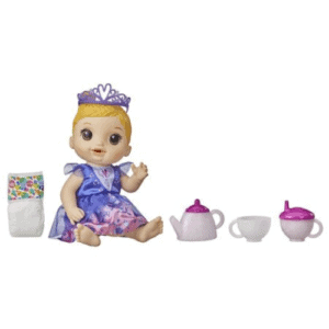 Baby Alive Tea n Sparkles Doll Now .49 (Was .99)
