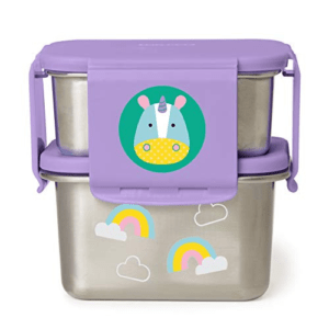 Skip Hop Stainless Steel Toddler Lunch Kit, Unicorn Now .00 (Was .99)
