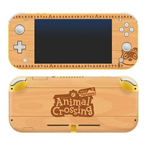 Animal Crossing Nintendo Switch Lite Skin Now .39 (Was .99)