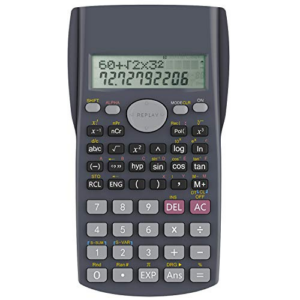 Helect 2-Line Engineering Scientific Calculator Now .98 (Was .99)