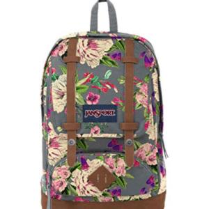 JanSport Cortlandt Backpack - Grey Bouquet Now .95 (Was .00)
