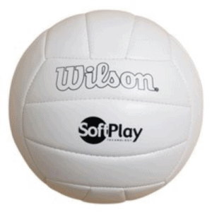 Wilson Soft Play Volleyball (EA) Now .97 (Was .99)