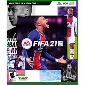 FIFA 21 – Xbox One & Xbox Series X Now .88 (Was .99)