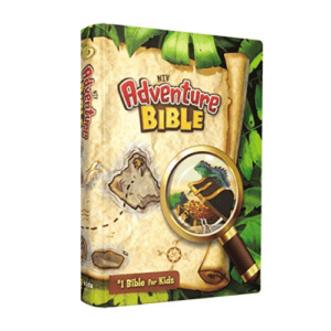 NIV, Adventure Bible, Hardcover, Full Color Now .09 (Was .99)