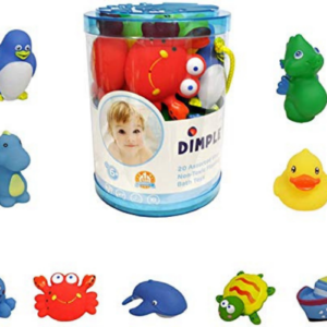 20 Floating Bath Toys Now .99 (Was .99)