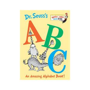 Dr. Seuss's ABC: An Amazing Alphabet Book! Now .98 (Was .99)