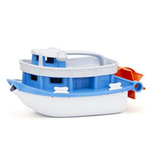 Green Toys Paddle Boat Assorted Colors Now .29 (Was .99)