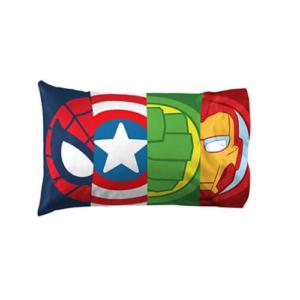 Jay Franco Marvel Super Hero Kids Super Soft Bedding  Now .99 (Was .99)