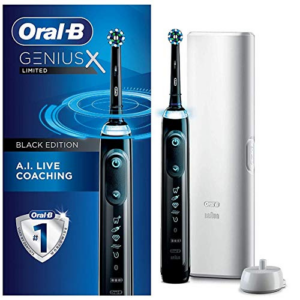 Oral-B Genius X Limited, Rechargeable Electric Toothbrush Now 9.28 (Was 9.99)
