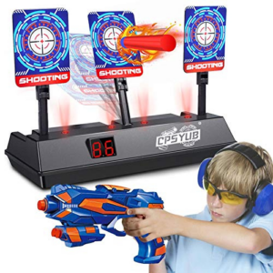 Electric Digital Target for Nerf Guns Toys Now .99 (Was .99)