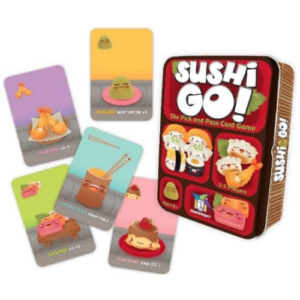 Sushi Go! - The Pick and Pass Card Game Now .99 (Was .99)