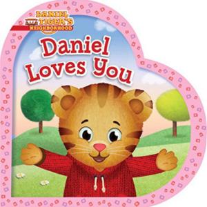 Daniel Loves You (Daniel Tiger's Neighborhood) Now .84 (Was .99)