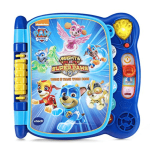 VTech PAW Patrol Mighty Pups Touch and Teach Word Book Now .42 (Was .99)