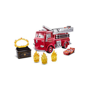 Disney and Pixar Cars Stunt and Splash Red Now .29 (Was .99)