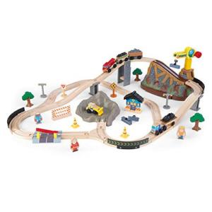KidKraft Bucket Top Construction Train Set, 61-Piece Now .64 (Was .99)