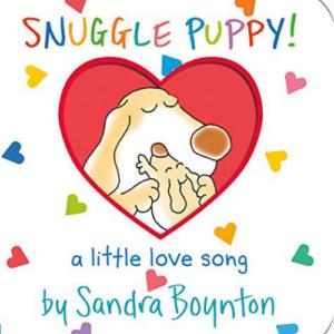 Snuggle Puppy! (Boynton on Board) Now .59 (Was .95)