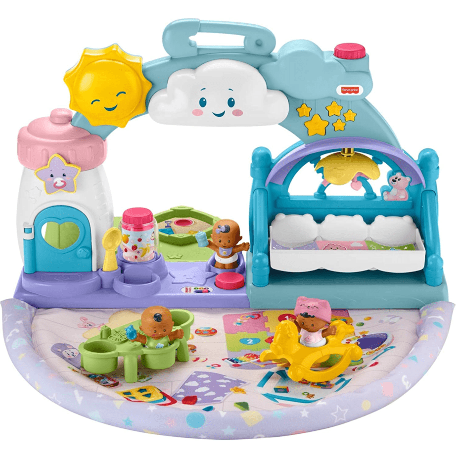 Fisher-Price Little People 1-2-3 Babies Playdate Musical Playset Now  (Was .99)