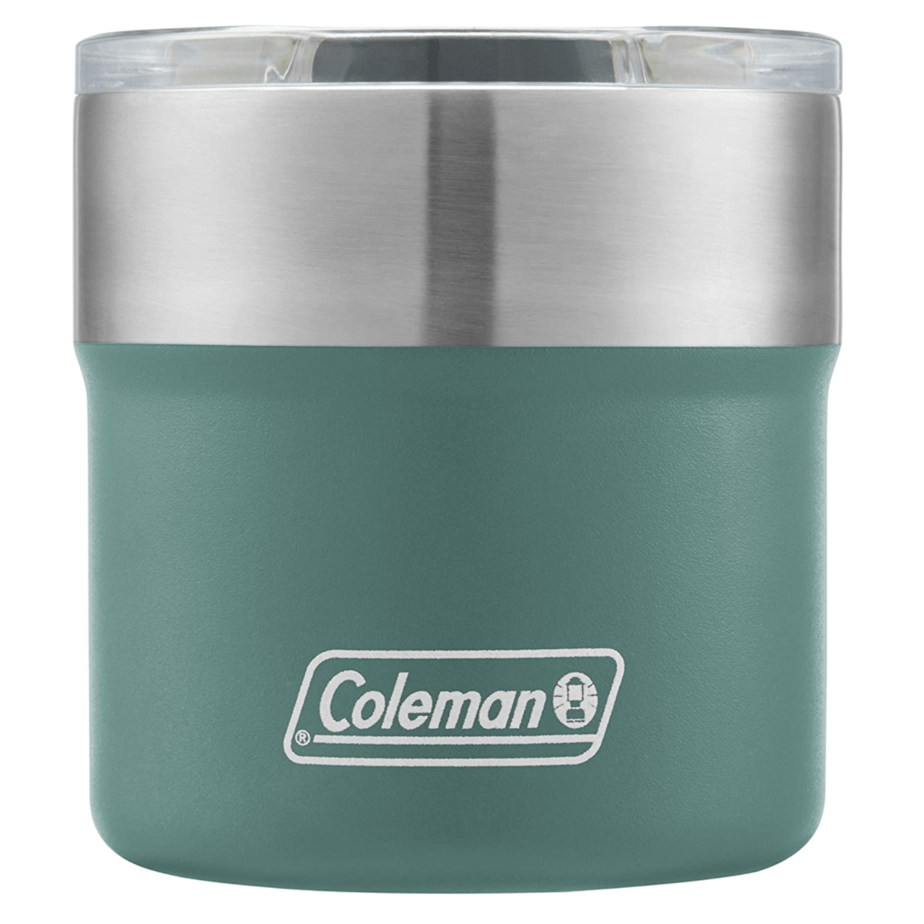 Coleman Sundowner Insulated Stainless Steel Rocks Glass Now .12