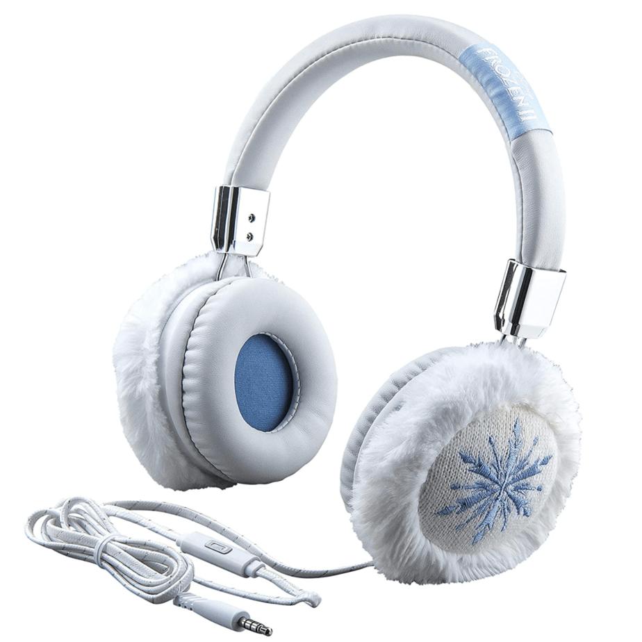 Disney Frozen 2 Furry Kids Headphones with Built in Microphone Now .99 (Was .99)
