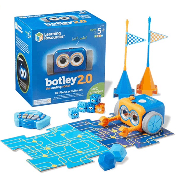 Learning Resources Botley the Coding Robot 2.0 Activity Set Now .09