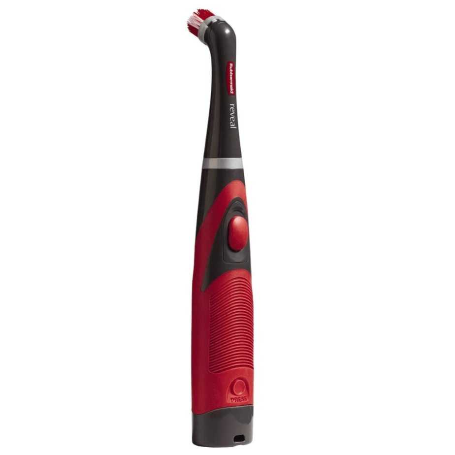 Rubbermaid Reveal Power Scrubber with 1/2 in General Cleaning Head Now .80 (Was .95)