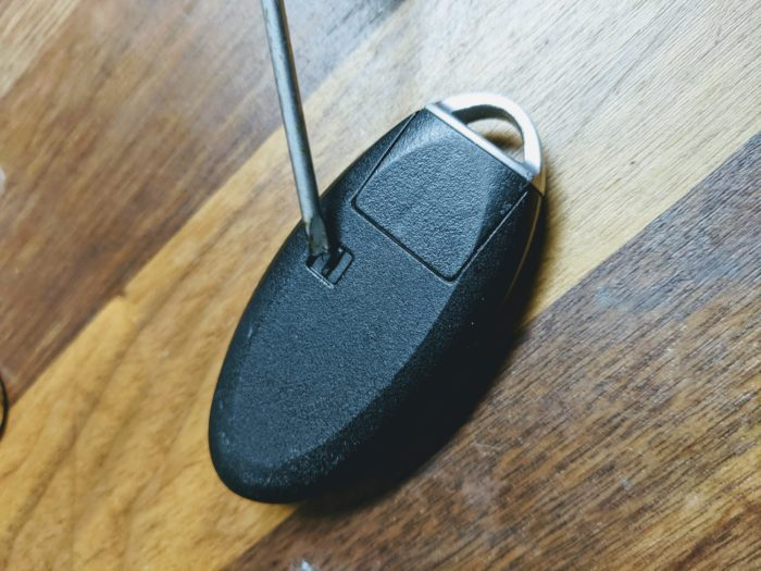 Save Money By Replacing the Battery in Your Key Fob for FREE