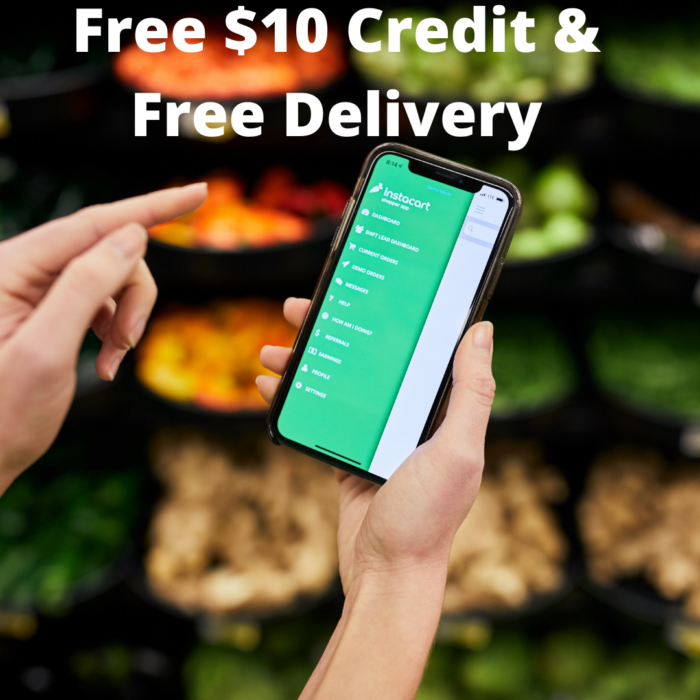FREE  Gift Card and Free Grocery Delivery from Publix Instacart