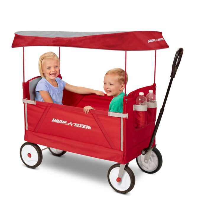 Radio Flyer 3-in-1 EZ Fold Wagon with Canopy Only  at Target