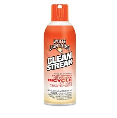 White Lightning Clean Streak - Bicycle Degreaser Now .50 (Was .99)