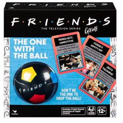Friends '90s Nostalgia TV Show Party Game Now $7.99 (Was $14.99)