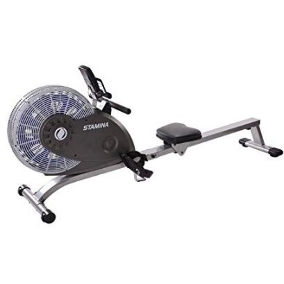 Stamina ATS Air Rower 1406 | Dynamic Air Resistance Now $249.99 (Was $500)