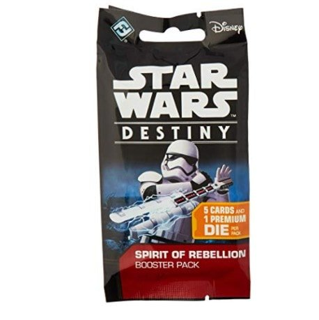 Star Wars Destiny TCG: Spirit Of Rebellion Booster Box  Now .81 (Was 7.64)