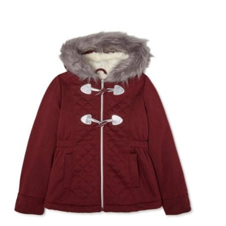 Girl's Winter Jackets ONLY  at Walmart